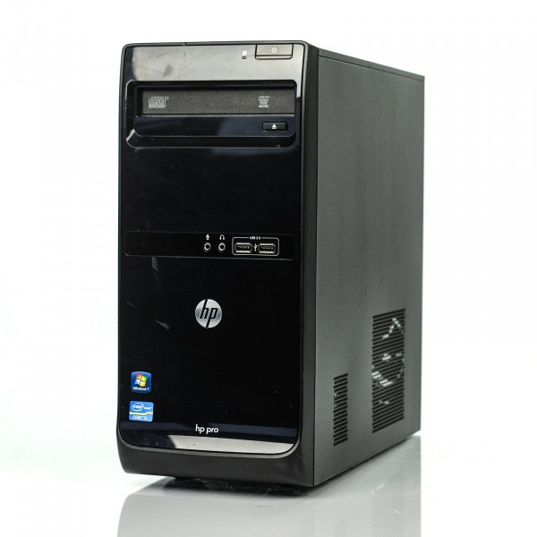 HP Pro 3500 Series MT Intel Core I5 CPU3470 @ 3.20GHZ 8 GB RAM 500GB HDD Intel HD Graphics	WIN 10 PRO