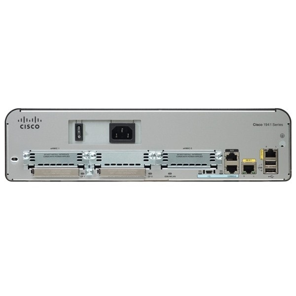ROUTER CISCO SYSTEM 1900 SERIES MOD. 1941